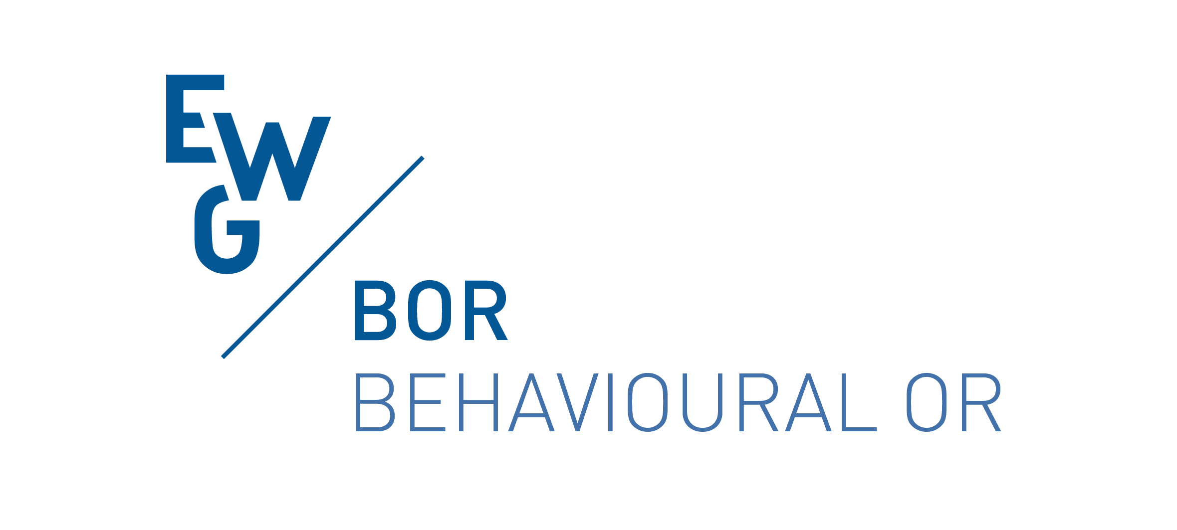 EURO working group on Behavioural OR