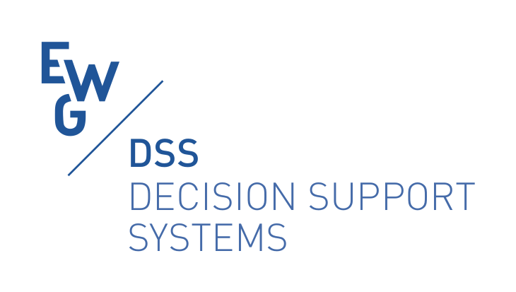 EWG DSS, EURO working group on Decision Support Systems