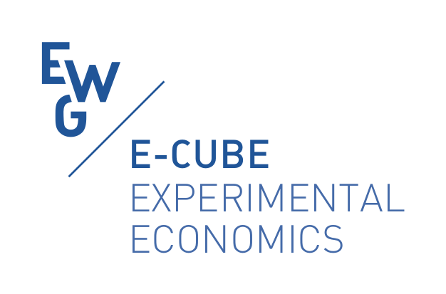 EWG E-CUBE, EURO working group on Experimental Economics