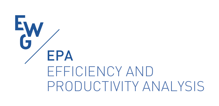 EWG EPA, EURO working group on Efficiency and Productivity Analysis