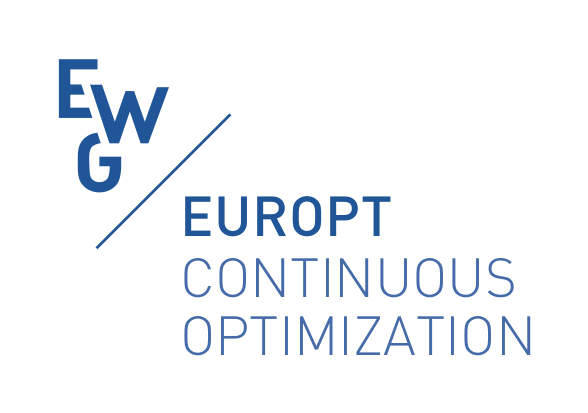 EWG EUROPT, EURO working group on Continuous Optimization
