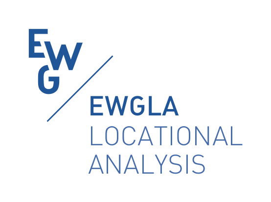 EWG EWGLA, EURO working group on Locational Analysis
