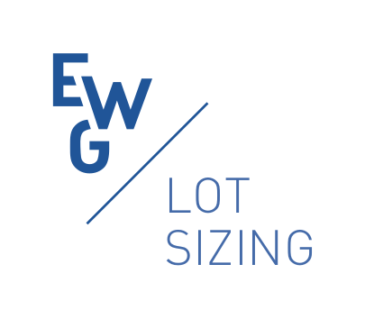 EURO working group on Lot Sizing