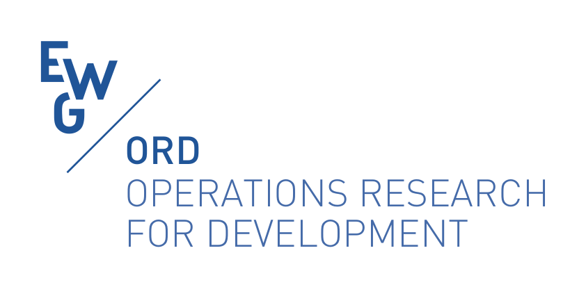 EWG ORD, EURO working group on Operations Research for Development