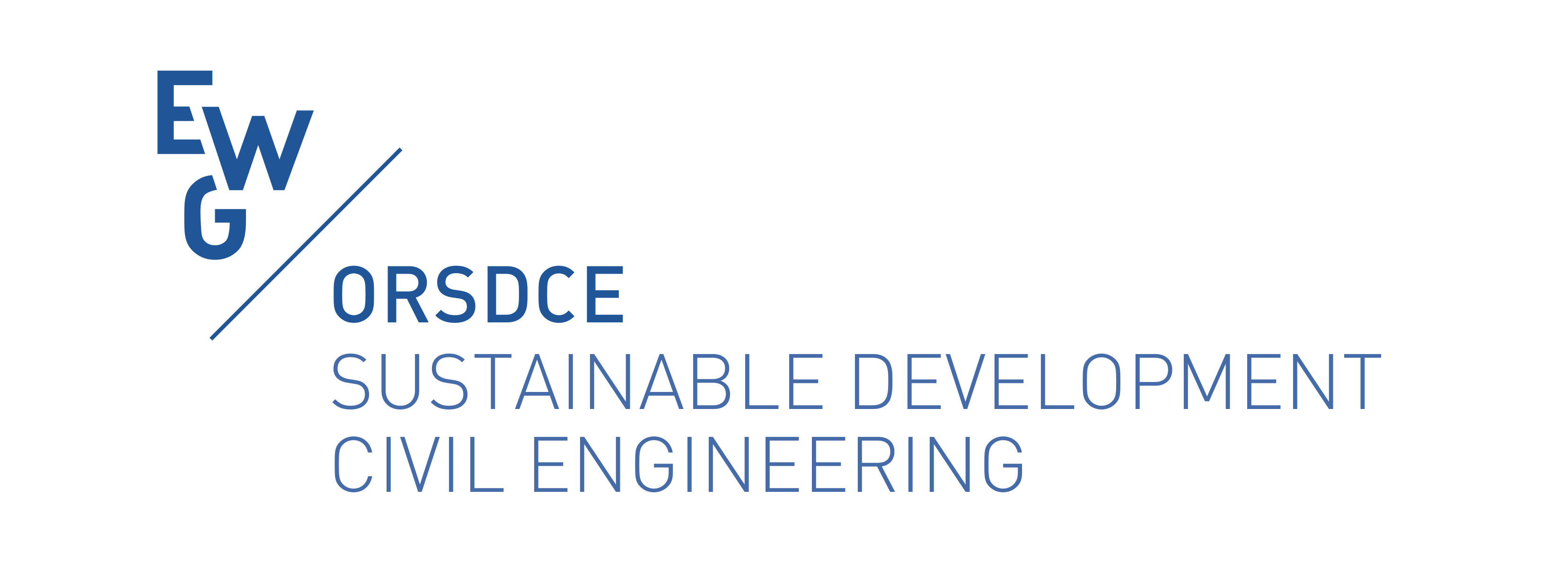 EWG ORSDCE, EURO working group on Sustainable Development and Civil Engineering