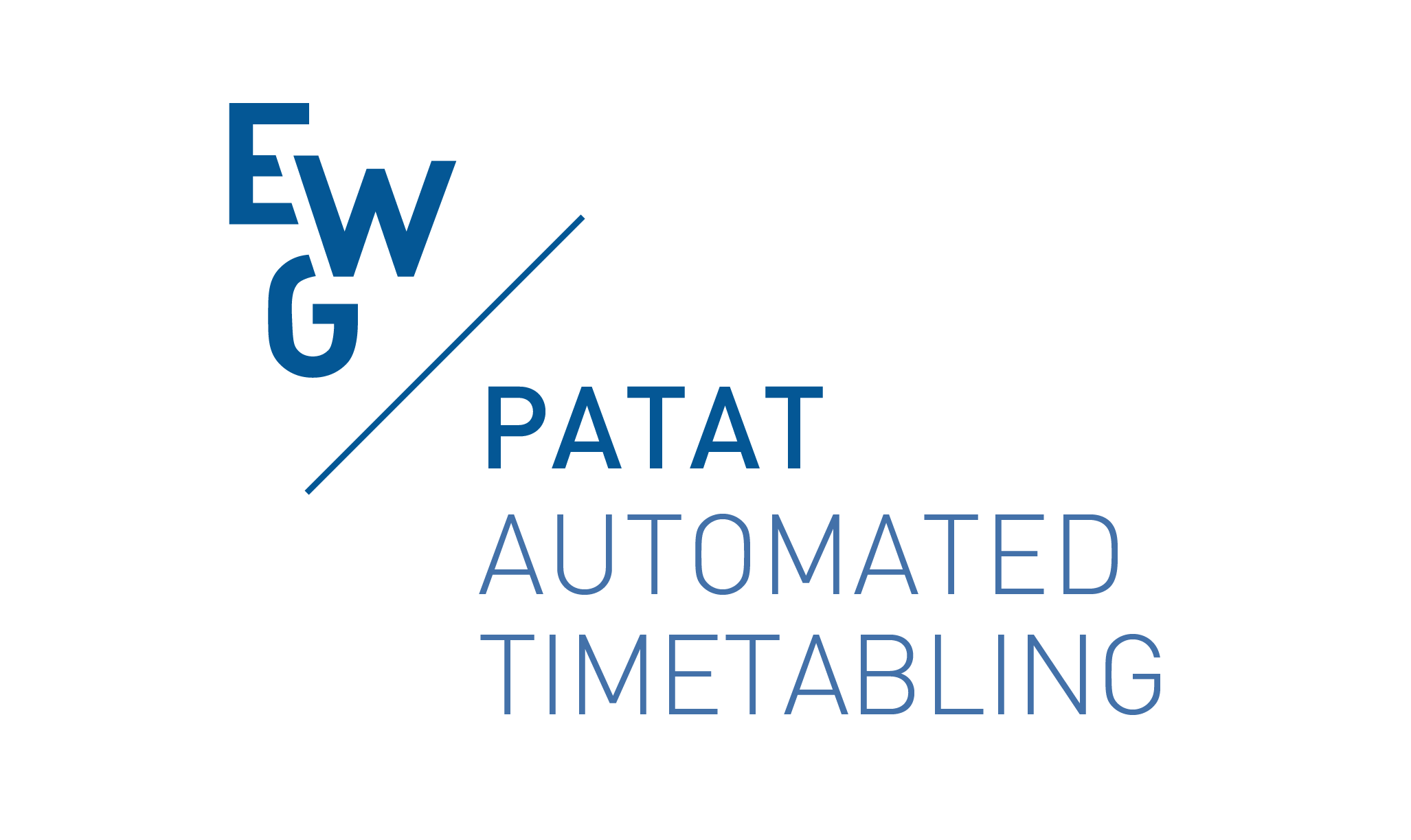 EWG PATAT, EURO working group on Automated Timetabling