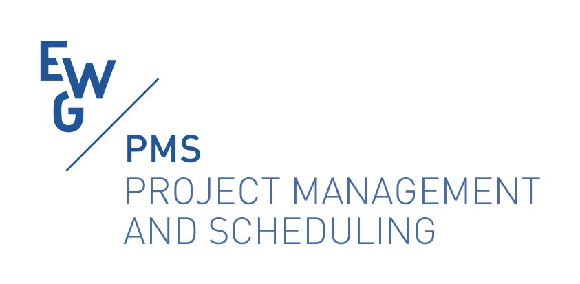 EWG PMS, EURO working group on Project Management and Scheduling