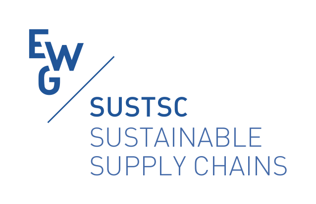 EWG SSC, EURO working group on Sustainable Supply Chains