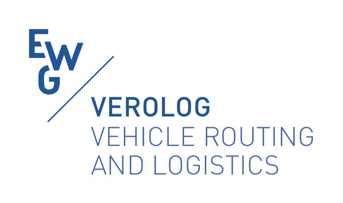 EWG VeRoLog, EURO working group on Vehicle Routing and Logistics