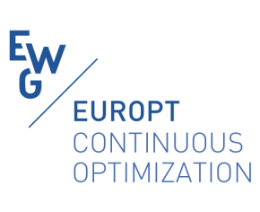 EURO working group on continuous optimization