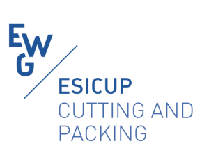 ESICUP – EURO Special Interest Group on Cutting and Packing